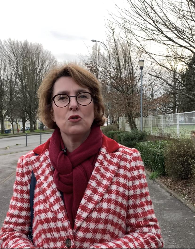 Maryvonne LE GREVES, prête à se mobiliser auprès des plus vulnérables – Carnet de campagne #3